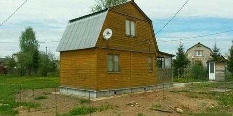 Дача СНТ Заречье д.Любаново - Фото 1