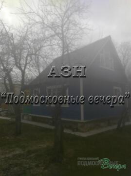 Новорязанское ш. 35 км от МКАД, Загорново, Дача 50 кв. м - Фото 1