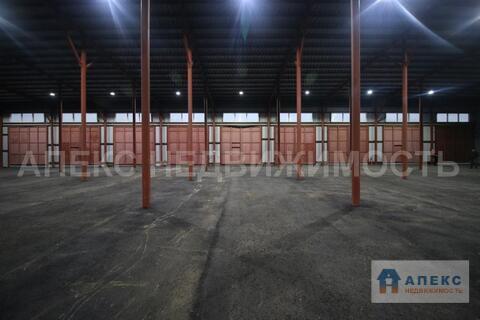 Аренда помещения пл. 9050 м2 под склад, офис и склад Обухово . - Фото 3
