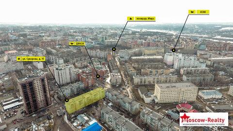 4-х комн. кв. по ул. Суворова, д. 19 - Фото 3