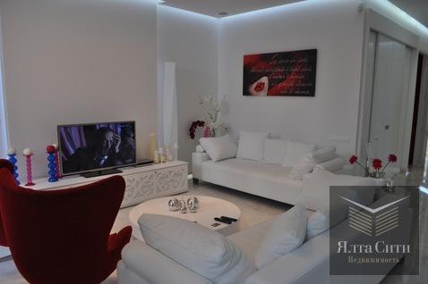 Стильная 5-комнатная квартира в клубном доме в Ливадии - Фото 3
