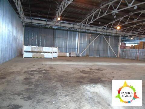 Отапливаемый склад ангарного типа, общей площадью 576 кв - Фото 3