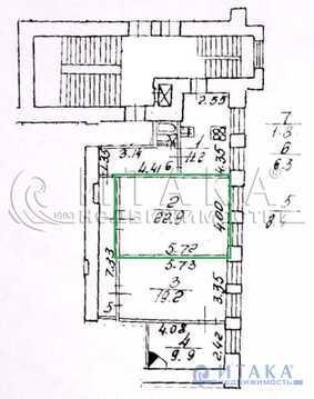 Продажа комнаты, м. Василеостровская, 19-я В.О. линия - Фото 3