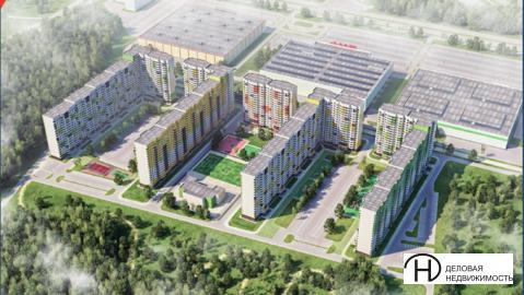 Продажа земли З/У под строительство многоэтажных домов в Ижевске - Фото 1