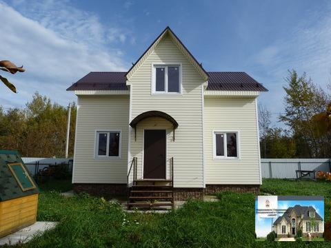 Прдам замечательный новый дом 110 кв.м п.Белоозерский c.Т.Михалево - Фото 2