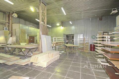 Производственное помещение в Тюменская область, Тюмень ул. Чекистов . - Фото 2