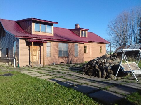 Продам дом в д.Воркопь - Фото 1