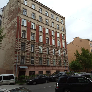 Объявление №55102762: Сдаю комнату в 1 комнатной квартире. Санкт-Петербург, 3-я Советская ул., 12,