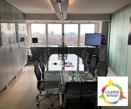 Предлагается представительский офис 454,7 кв.м на 20 этаже в делов - Фото 2