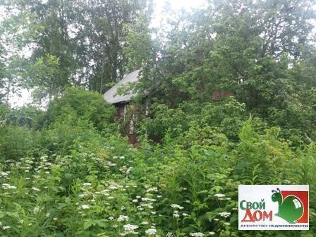 9 соток в Гатчине на ул. Школьной со старым домом - Фото 4