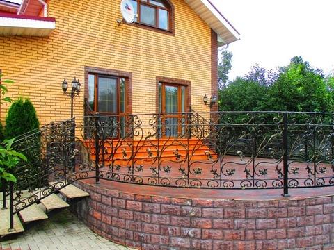 Коттедж, жилой дом д. Малое Толбино, Подольск. - Фото 5