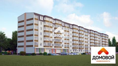1-комнатная квартира в новостройке, Васильевское, рядом с г. Серпухов - Фото 2