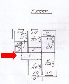 Срочная продажа 4-к квартиры - Фото 2
