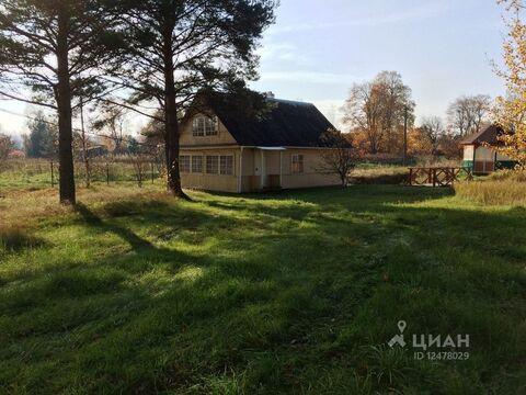 Дом в Псковская область, Плюсский район, д. Пелеши (120.0 м) - Фото 1