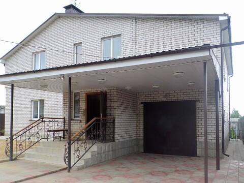 Продам дом 267,1 кв.м.на участке 10 сот в 1 км от Орла (пгт. Знаменка) - Фото 1
