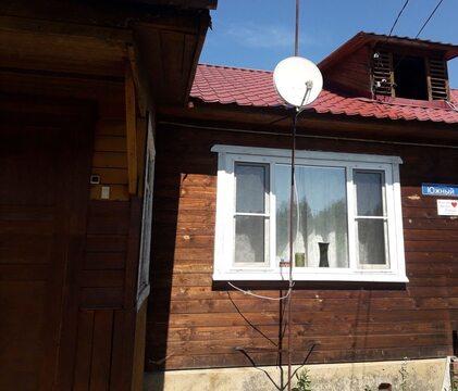 Продаётся полдома в пгт Белый Городок Кимрского р-на - Фото 1