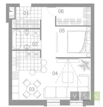 Продается квартира г.Москва, Петровский бульвар, Купить квартиру в Москве по недорогой цене, ID объекта - 320734011 - Фото 1