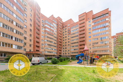 1к квартира 35 кв.м. Звенигород, мкр Пронина, д. 7 - Фото 2