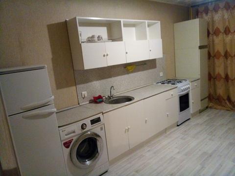 1-к квартира на Пугачева в хорошем состоянии - Фото 1
