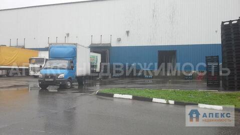 Аренда склада пл. 2000 м2 Видное Каширское шоссе в складском комплексе - Фото 2