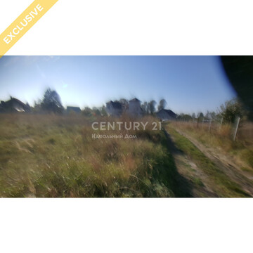 Земельн участок 926 м2 п.Каштановка, Зеленоградский р-н