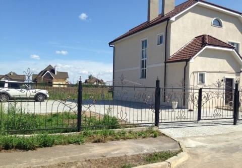 Каштановая 10 положительный дом в аренду в загородном клубе кировский - Фото 1
