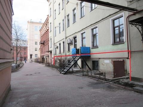 Отличное коммерческое помещение 125 кв.м. на Невском пр. - Фото 2