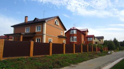 Новый коттедж в престижном поселке «Военнослужащий» близ Беляниново, 7 . - Фото 4