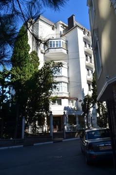 3-комн. кв. 117 м2, этаж 1/9 в престижном районе Ялты - Фото 4