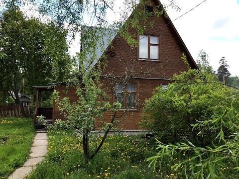 Дом 90 кв.м. на участке 6 соток в пос. Загорянский на Ярославском - Фото 2