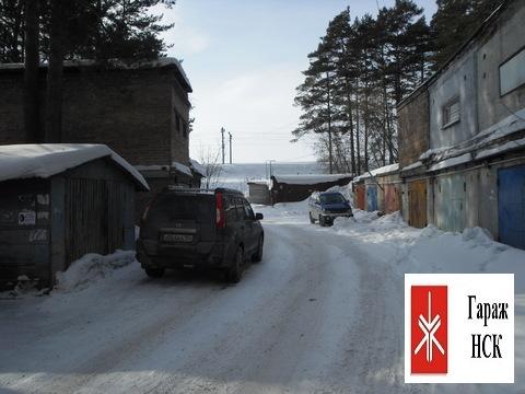 Сдам капитальный гараж в ГСК Лесосечный. Нижняя Ельцовка. - Фото 3