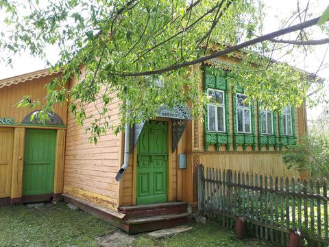 Судогодский р-он, Ново-Петрово д, дом на продажу - Фото 1