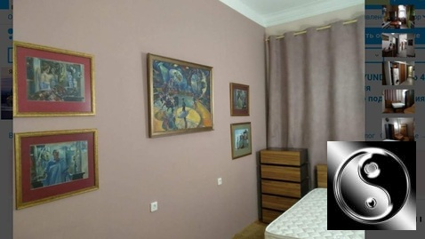 Аренда 3 комнат в 7-комнатной квартире 240 м2 29 000 &8381; в месяц Росс - Фото 1
