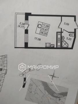 Объявление №64884297: Продаю 1 комн. квартиру. Санкт-Петербург, Заводская 15,