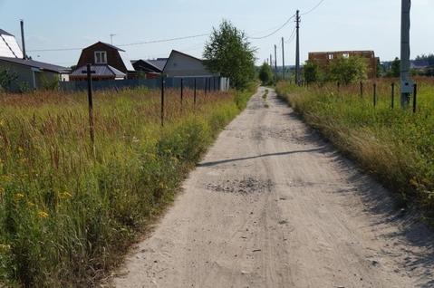 Участок в п.Рылеево Раменского района в окружении леса. - Фото 2