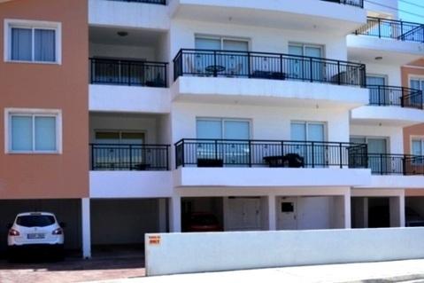Отличный двухкомнатный Апартамент недалеко от моря в Пафосе - Фото 4