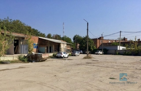 Продажа производственного помещения, Краснодар, Ул. Тихорецкая - Фото 2