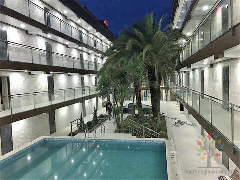 Квартира у моря в комплексе с бассейном - Фото 1