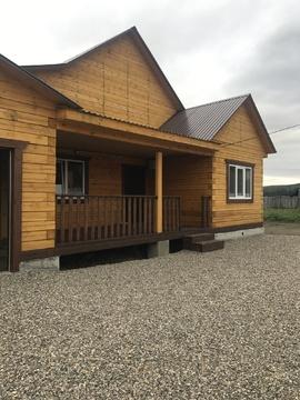Продается замечательный дом из бруса с. Введенщина, ул. Мира - Фото 3