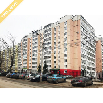 1-комн. кв, ул. Овчинникова, дом 17 - Фото 1