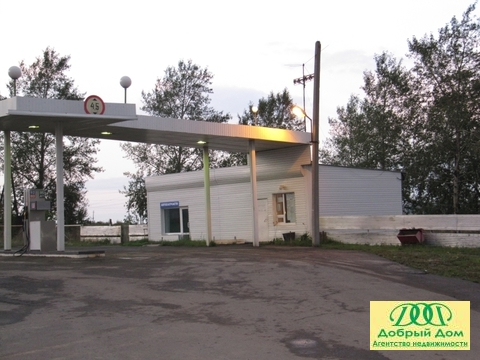 Продам азс в Аргаяшском районе, д. Яраткулова - Фото 2