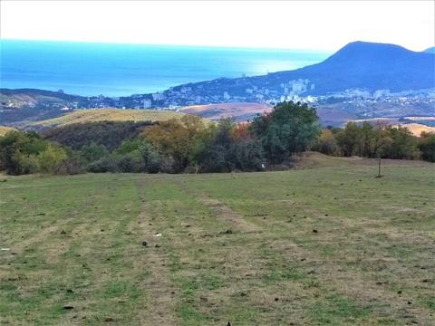 Продам видовой участок 15 сот. ИЖС г. Алушта, с. Лучистое 6 км от моря - Фото 3