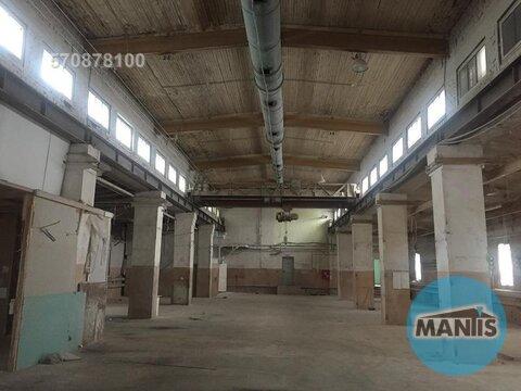 Сдается производственное помещение, можно также под склад использовать - Фото 5