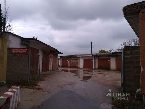 Продажа гаража, Севастополь, Ул. Надежды Островской - Фото 1
