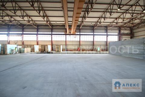 Аренда помещения пл. 1100 м2 под склад, Щелково Щелковское шоссе в . - Фото 3