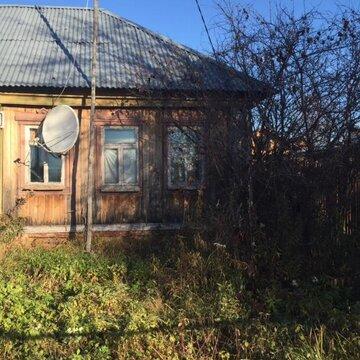 Дом д. Романцево Подольский р-н. - Фото 1