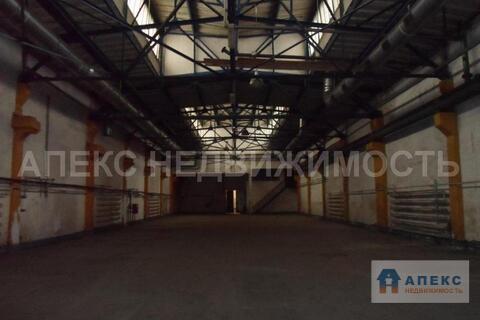Аренда помещения пл. 2900 м2 под производство, склад Климовск . - Фото 3