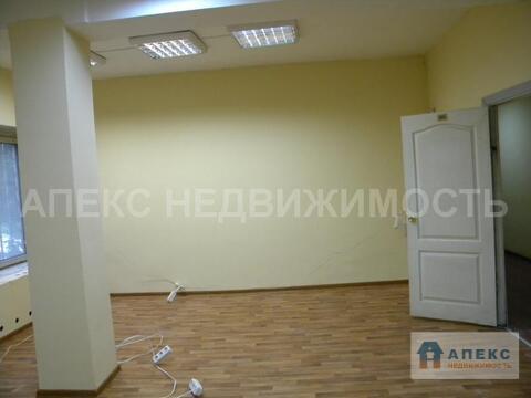 Аренда офиса 127 м2 м. Достоевская в бизнес-центре класса С в Тверской - Фото 3