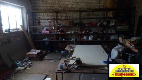 Гараж склад гсм с офисом 80 кв.м. 58 соток - Фото 4