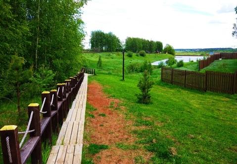 Земельный участок 15 соток кп Экопарк Веневский район Тульская область - Фото 1